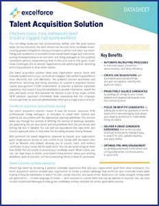 Talent Acquisition Solution