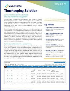 Time & Labor Management Solution Guide